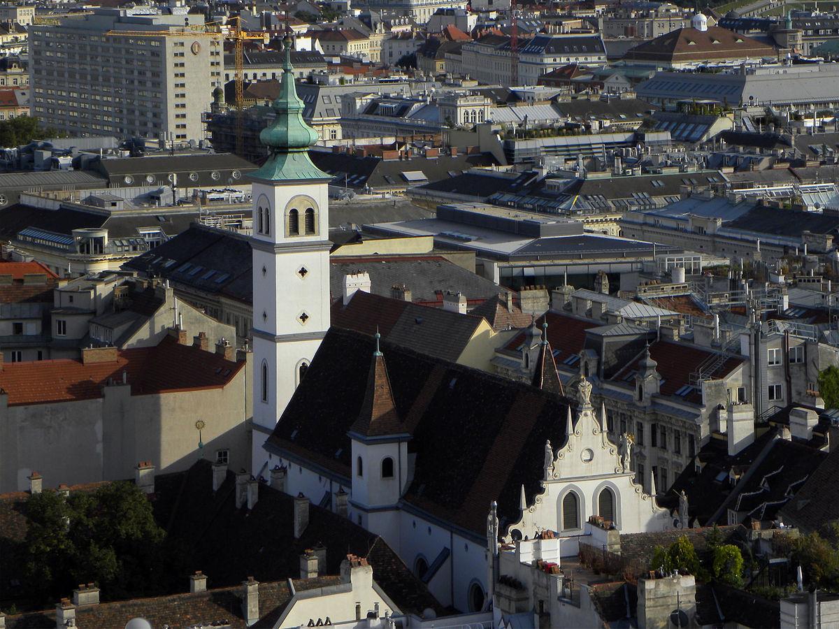 Franziskanerkirche Wien