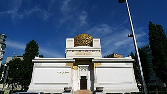 Secession Building, Vienna - Image: Wiener Secession