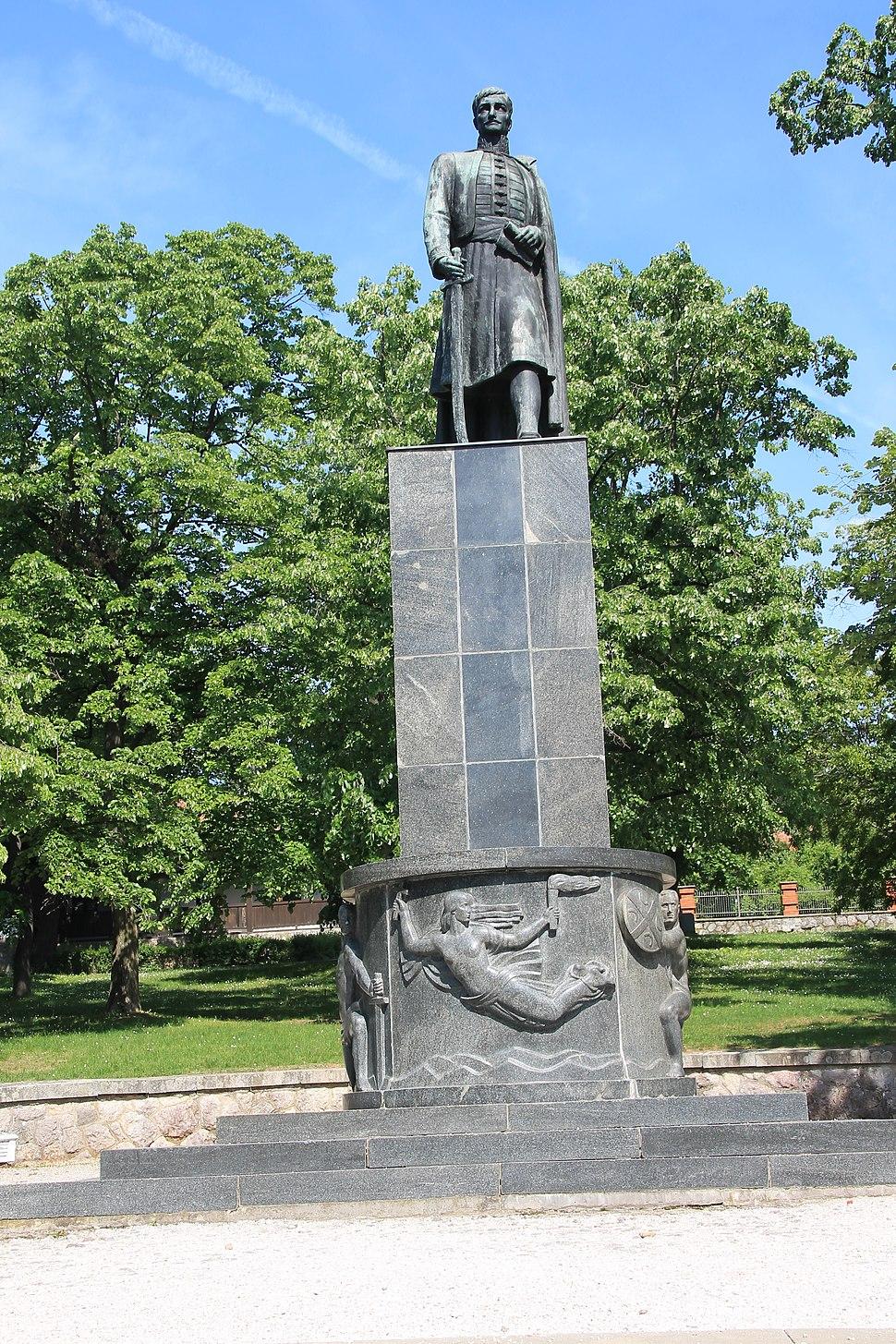 Wiki Šumadija V Spomenik Voždu Karađorđu 303