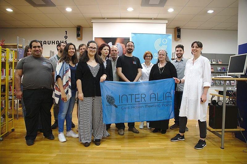 File:Wiki Loves EU award ceremony in Athens, May 2019 (4).jpg