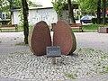 Wikiekspedycja Mini Jura 2011 Kamyk monument kpjas.jpg