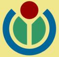 Wikimedia-logo yellow.png