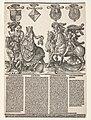 Willem VI, Jacoba van Beieren, Filips de Goede en Karel de Stoute De Graven en Gravinnen van Holland (serietitel), RP-P-1892-A-16756.jpg