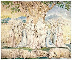 William Blake's Illustrations of the Book of Job