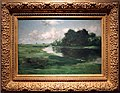 William merritt chase, paesaggio di long island dopo una burrasca, 1889.jpg