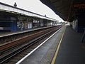 Wimbledon station platform 7 look north.JPG