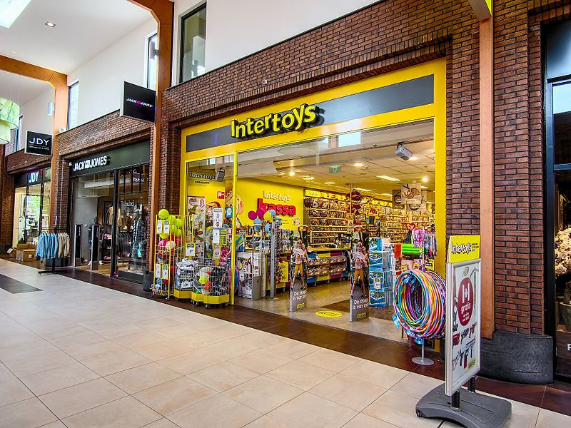 Португальская инвестиционная группа Green Swan выкупила голландскую сеть магазинов детских товаров Intertoys