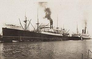 SS Winnipeg - Image: Winnipeg (barco) DIG 00005