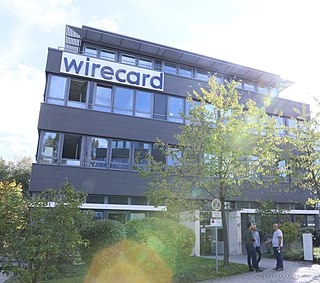 Wirecard scandal Series of accounting scandals in Germany
