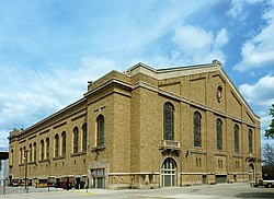 Wisconsin Field House - Wikipedia Uw Badgers
