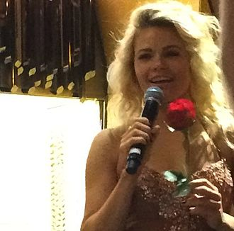 Witney Carson - Carson in 2015