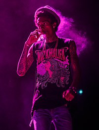 Wiz Khalifa in Under The Influence Tour.jpg