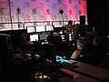 WonderCon 2011 Masquerade Backstage - Esplanade Ballroom audio-visual control center (5594080923).jpg