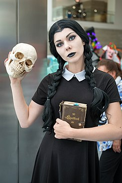 Wednesday Addams - Wik... Christina Ricci