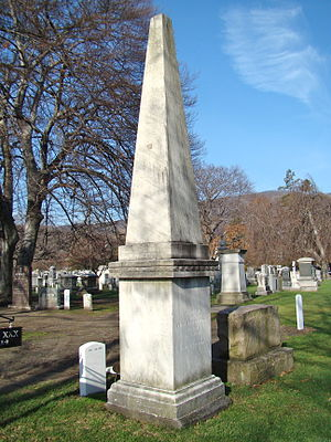 Wood's Monument (West Point) - Image: Wood's Monument, West Point, NY 2010