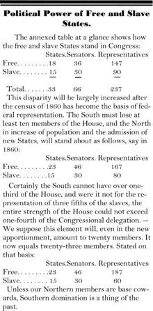 Slave Power - Wikipedia Slavery In The South