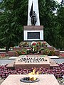 World War Two Memorial with Eternal Flame - Grodno - Belarus (27774244285).jpg