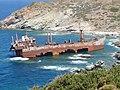 Wreck of the SEMIRAMIS in August 2008 - panoramio.jpg