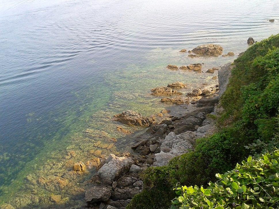Xiaoshuikou %E5%B0%8F%E6%B0%B4%E5%8F%A3 in Xiaochangshan Island, Dalian
