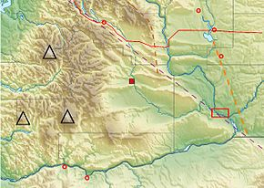 Yakima Fold Belt  Wikipedia