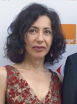 Yasmina Reza at XIII Prix Diálogo - Ceremonia de entrega.jpg