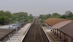 Yatton railway station MMB 26.jpg