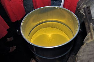Yellowcake - Yellowcake