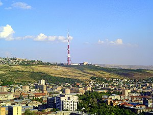 Yerevan from Cascade - panoramio