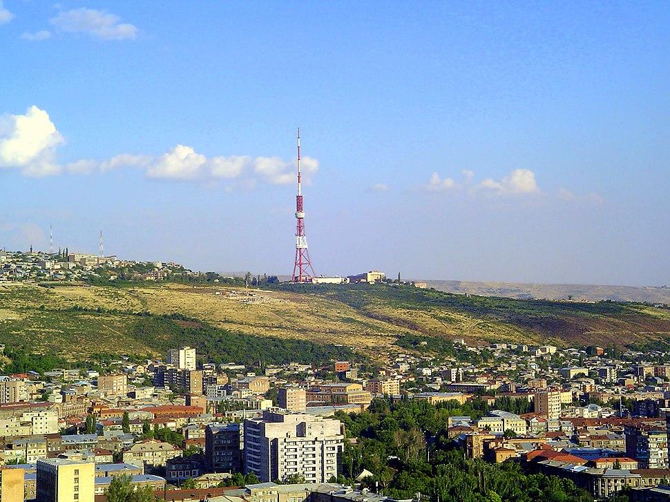 Yerevan from Cascade - panoramio