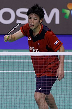 Yonex IFB 2013 - Eightfinal - Kenichi Hayakawa - Misaki Matsutomo — Selena Piek - Jacco Arends 02