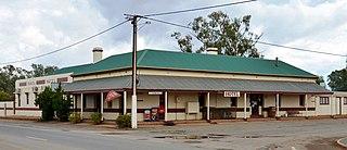 Yunta, South Australia Town in South Australia
