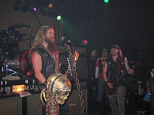 Zakk Wylde live (Recorded at Jaxx Nightclub in...