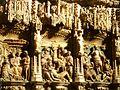 Zaragoza - Basílica del Pilar, retablo de Damián Forment 02.jpg