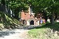 Zborówek, kościół parafialny pw. św. Idziego Opata, obecnie prezbiterium nowego kościoła, 1459 r., 642307 (2).JPG