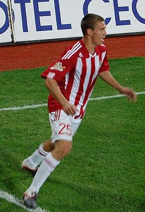 Zdeněk Folprecht (footballer) - Image: Zdeněk Folprecht