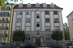 Zentnerstraße in München