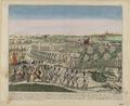 Zentralbibliothek Zürich - Prospect von der Bataille bey Zürich den 46 Jun 1799 - 000007991.tif