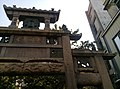Zhang's Chastity and Filial Piety Memorial Stone Arch Hsinchu 06.jpg