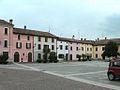 Zibello - Scorcio della piazza.JPG