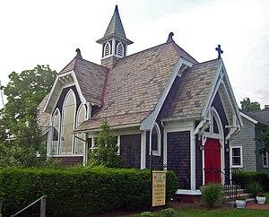 Poughkeepsie (town), New York - St. Nicholas-on-the-Hudson