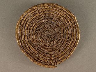 Basketmaker culture - Image: Zion National Park Basketmaker II basket specifimen from AD 1 to 700
