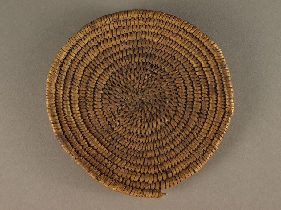 Zion National Park Basketmaker II basket specifimen from AD 1 to 700
