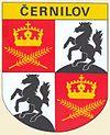 Huy hiệu của Černilov