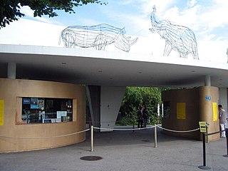 Zürich Zoologischer Garten zoo in Zurich