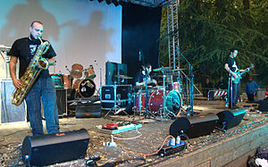 Zu (band) - Image: Zu Trento
