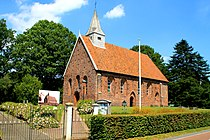 Zweeloo, De Wheem 10 - Hervormde kerk-2014-009.JPG