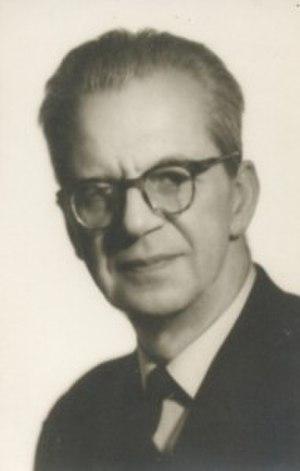 Zygmunt Mycielski - Image: Zygmunt Mycielski