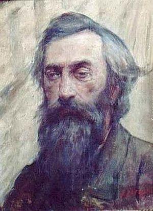 Zygmunt Andrychiewicz - Self-portrait (date unknown)