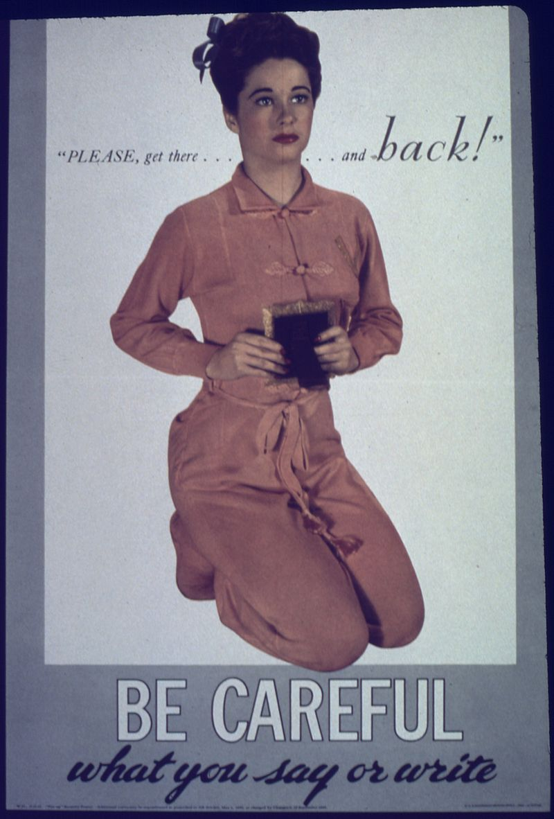 WWII ad for pjs