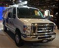 '10 Ford E-Series Wagon SWB (MIAS '10).jpg
